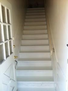 DIY stairs redvelvetandwhiskey blog
